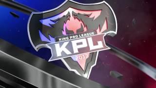 KPL春季赛第6周 YTG 2-0 WeFun 第1场