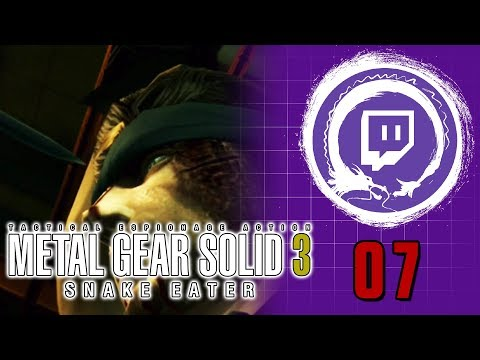 METAL GEAR SOLID 3: SNAKE EATER | Metal Gear Saga Part 26 | Stream Four Star
