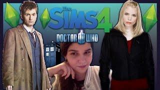 Ну что, сыграем #18: Sims 4 / Doctor Who?!