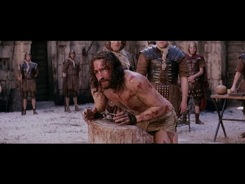 The Passion Of The Christ 2004    The Scourging Of Jesus ( Jesus Is Scourged )