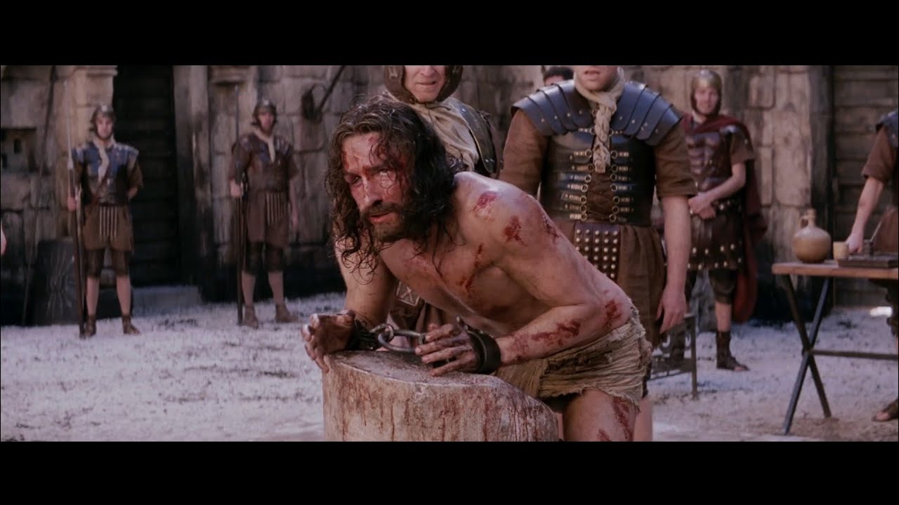Download The Passion of the Christ 2004 || The Scourging of Jesus ( Jesus is Scourged )