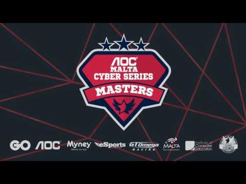 GWA vs Ascension - The AOC Malta Cyber Series: Masters LoL Groups Day 1
