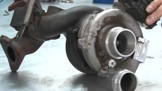 Особенности автомобилей с турбиной