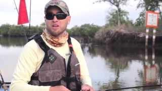 Ocean Kayak Big Game II Tampa Bay Trip