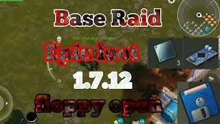 last day on earth survival 1.7.12  raid epic lootand floppy disk