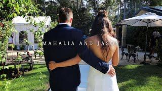Mahalia and Jason Teaser Film