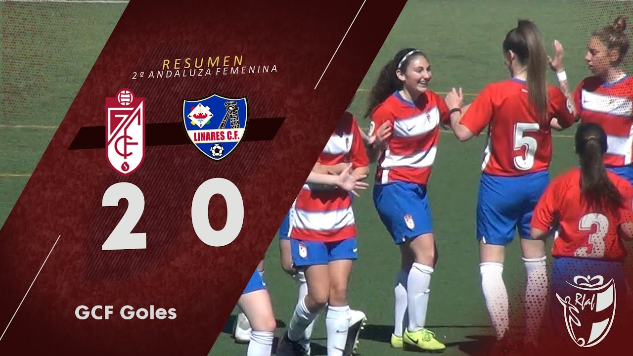 Granada CF 'B' Femenino 2-0 CD Linares FC FS | Resumen del partido y goles [HD]