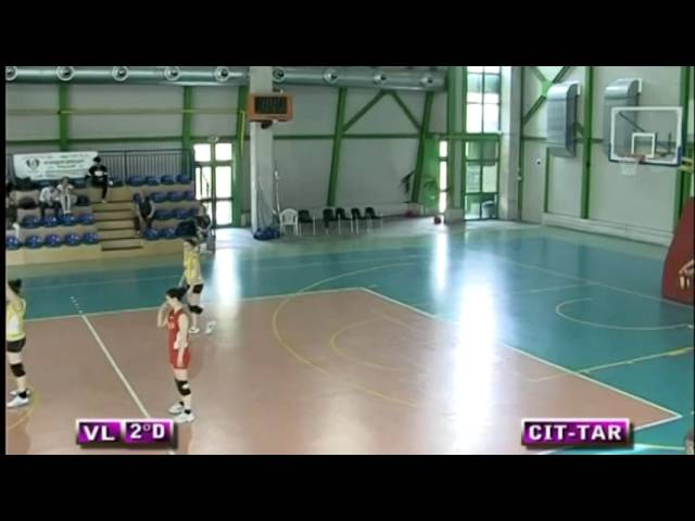 Volley Cittaducale vs Tarquinia - 1° Set
