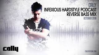 InfeXious Hardstyle Podcast Reverse Bass Mix | Free Download