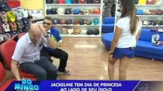 Domingo (09/02/14) - A Princesa e o Plebeu: MC Gui faz surpresa especial para fã