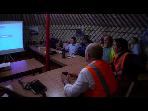 Salkhit wind farm documentary ENGLISH