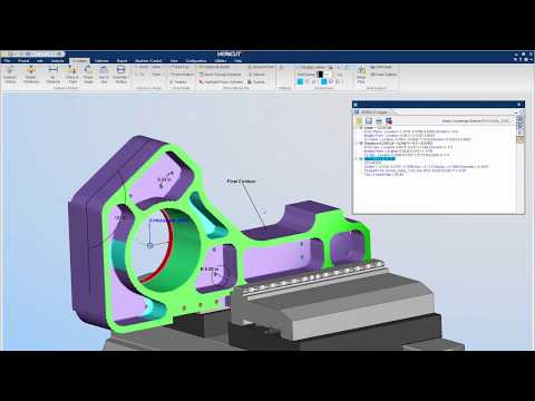 What's New in VERICUT 9.0 - X-Caliper