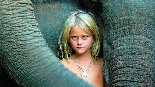 This Little Girl Was Raised By Wild Animals  Her Story Will Blow Your Mind