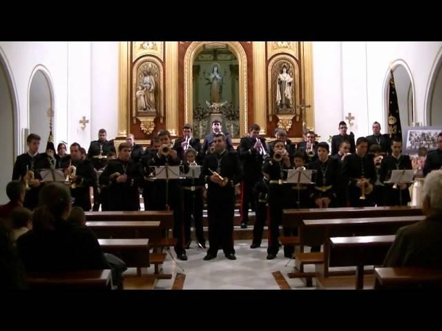 Bendición-Concierto Santa Cecilia-CCTT Ntra. Sra. de los Dolores y de la Soledad