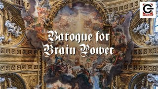 Baroque for Brain Power