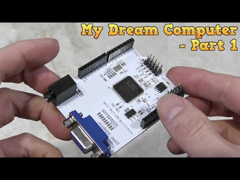 Building my dream computer - Part 1