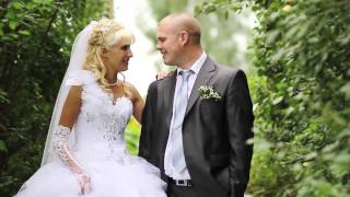 Свадебный клип - Озеро невест - Воскресенск