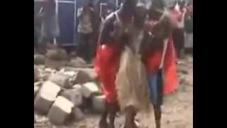 Bruxo Africano desafia pastor Evangélico e missionário