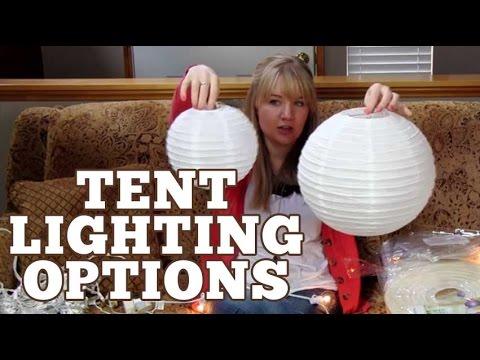 Download Wedding Tent Lighting   Ryan + Chelsea's Wedding Series   Episode 7