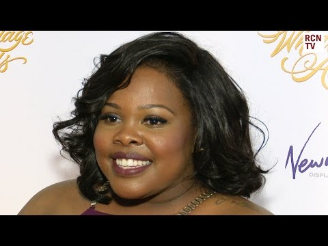 Amber Riley Interview Dreamgirls & What's On Stage Awards 2017