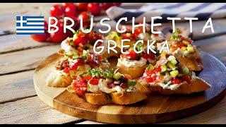 Grecka Bruschetta - wideo przepis