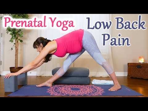 Lower back pain during pregnancy 1st trimester