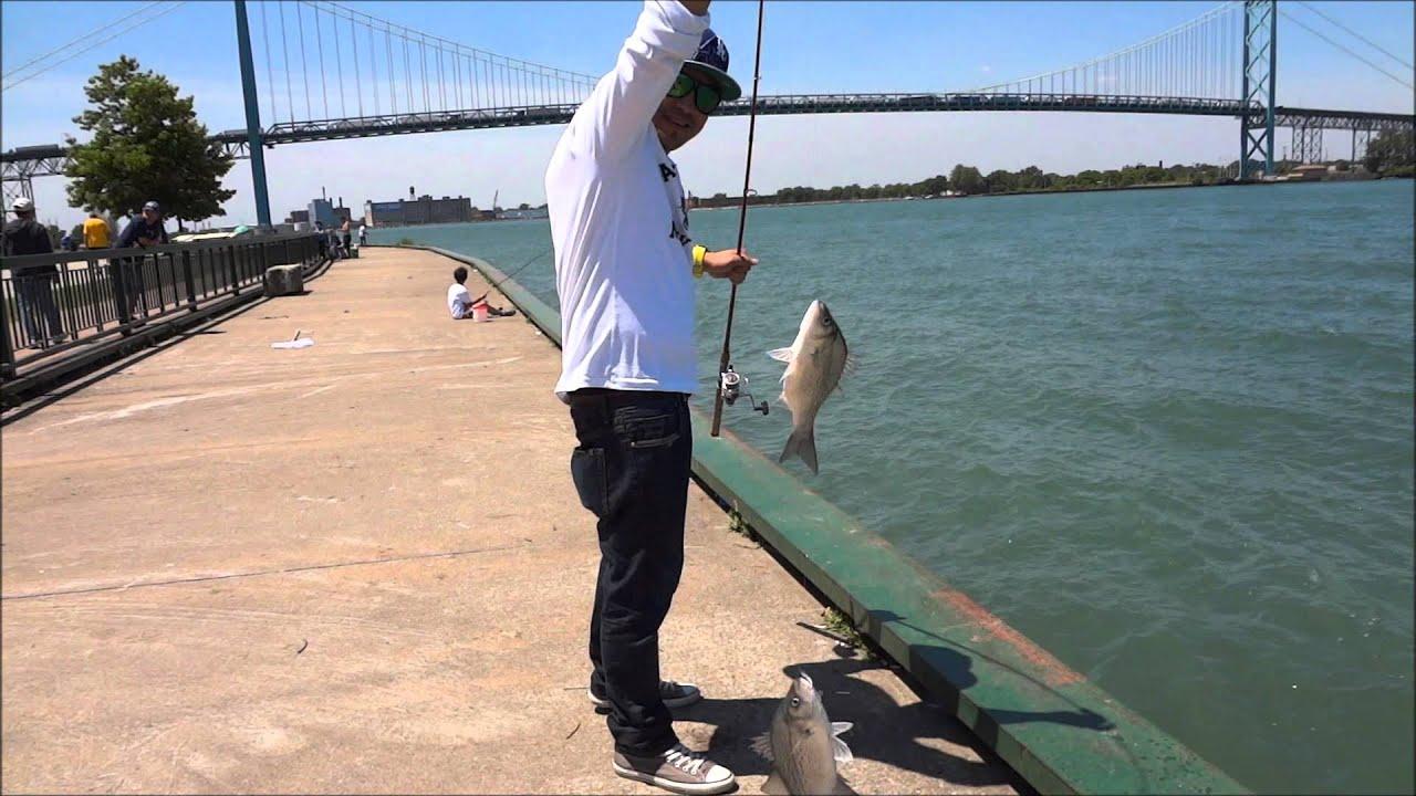 WINDSOR ON FISHING