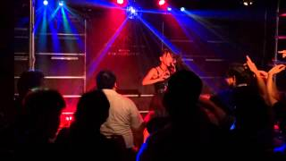2014.8.9 FUNNY BOXX vol.7@club MERCURY オリジナル曲「REBIRTH TO DEA...