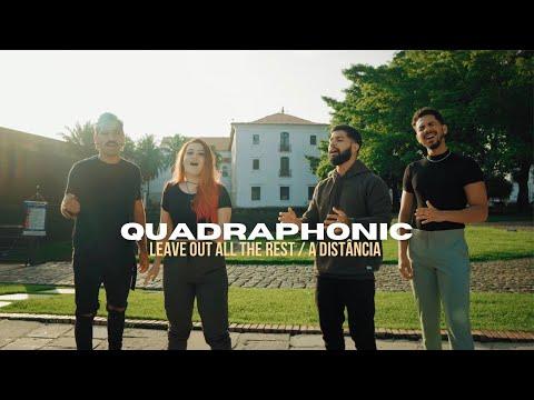 Grupo Quadraphonic lança videoclipe misturando hits internacionais e bregas paraenses