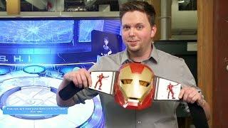 Marvel Battlegrounds Game Tournament at TechCrunch