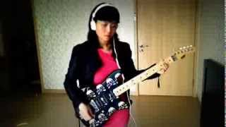Hi! Here' s a cover of Queensryche's title track Empire. As my guit...
