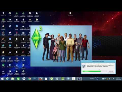 Sims 3 setup download