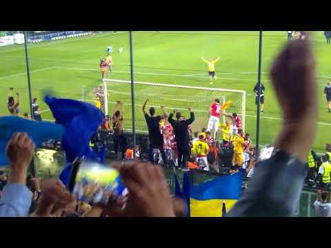 18-05-2018 Parma in serie A il momento della promozione!