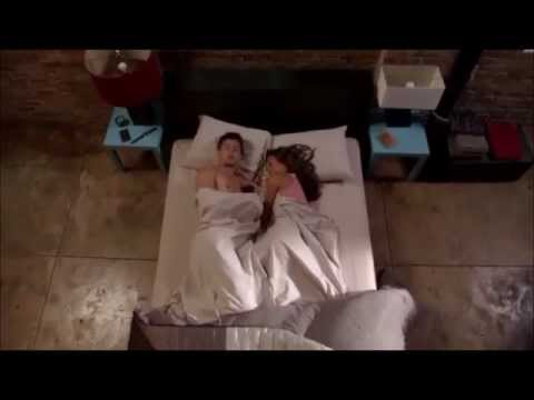 One Tree Hill 9x01 Alex and Chase first