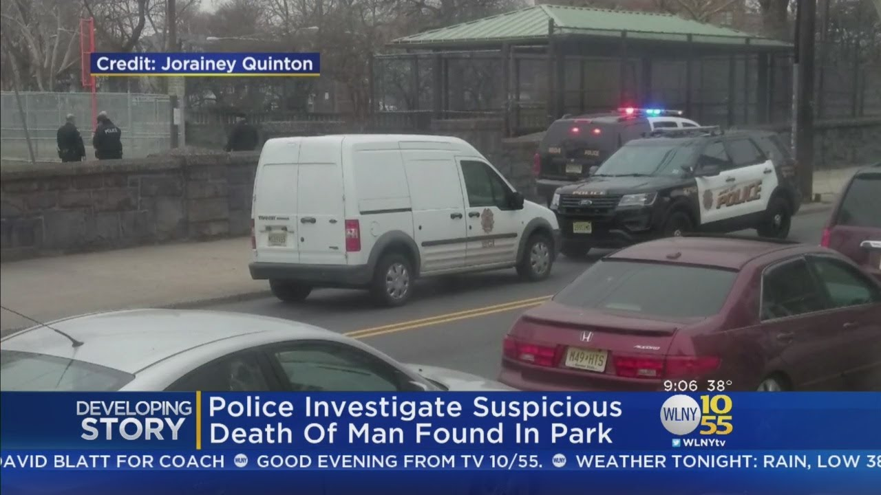Police Probe Suspicious Death Of Man In Jersey City - YouTube