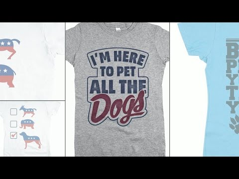 Apparel & Gifts For Dog Lovers