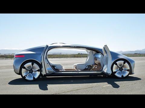 Top 5 Mercedes Benz Future Cars