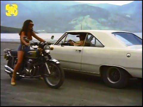 Cenas dodge e o tr nsito colorido dos anos 70 filme de for Mobilia anos 70