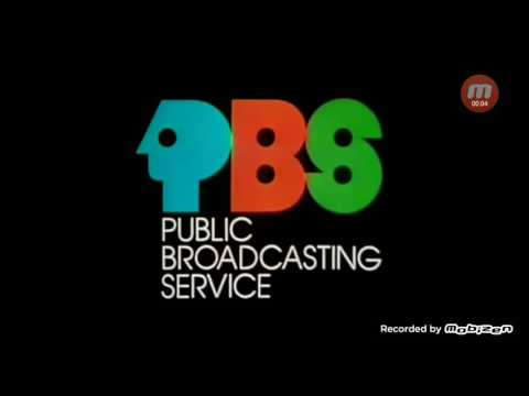 Public Broadcasting Service 1971 logos part 2