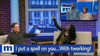 I Put A Spell On You With My Twerking...They're Your Babies! | The Maury Show
