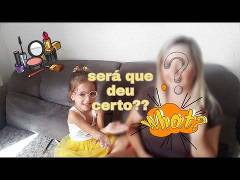 FILHA MAQUIANDO - Camila Costa