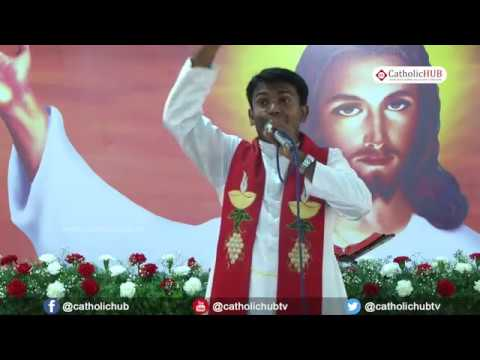 Word of God by Rev.Fr.William Bosco VC @Divine Mercy Retreat Centre,Elavur,TN  21-04-17