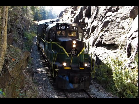 Tom & Becky - Adirondack Scenic Railroad Will Once Again Offer Fall Foliage Trips!