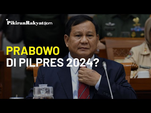Diminta Gerindra Maju Kembali di Pilpres 2024, Prabowo Subianto akan Putuskan Nanti, Ini Respon PDIP
