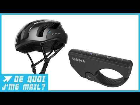 Ce casque de vélo connecté au smartphone fait aussi talkie-walkie  DQJMM (2/2)