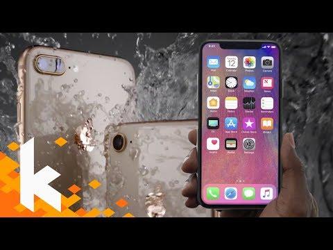 Drei neue iPhones, Apple Watch Series 3 und mehr!