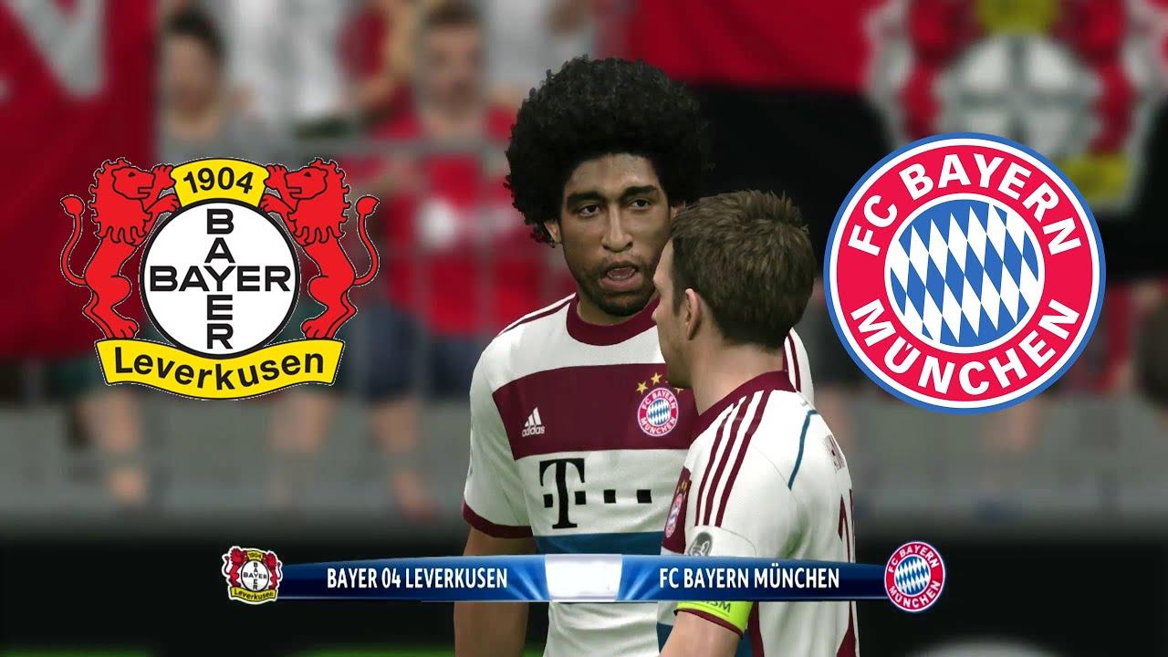 Bayer Leverkusen Vs
