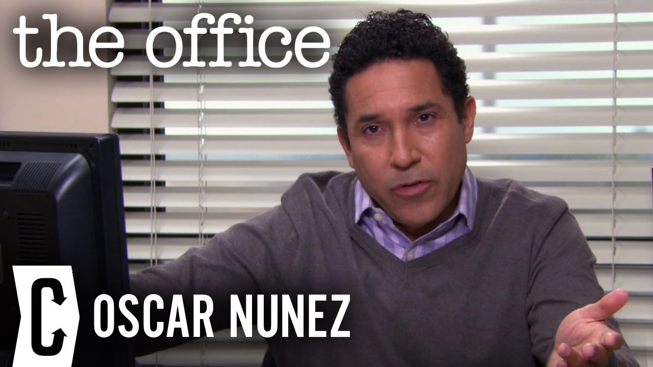 The Office: Oscar Nunez on Oscar's Southern Accent, His Favorite Boss and His Friendship with Angela
