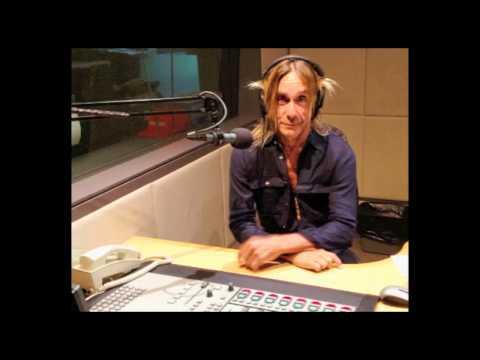 Iggy Pop talks about Iceage on ABC Radio