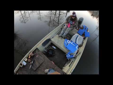 Yo-yo Fishing Lake Conway